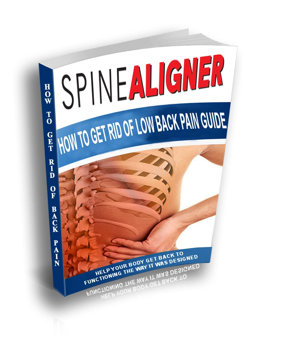 how to get rid of low back pain guide